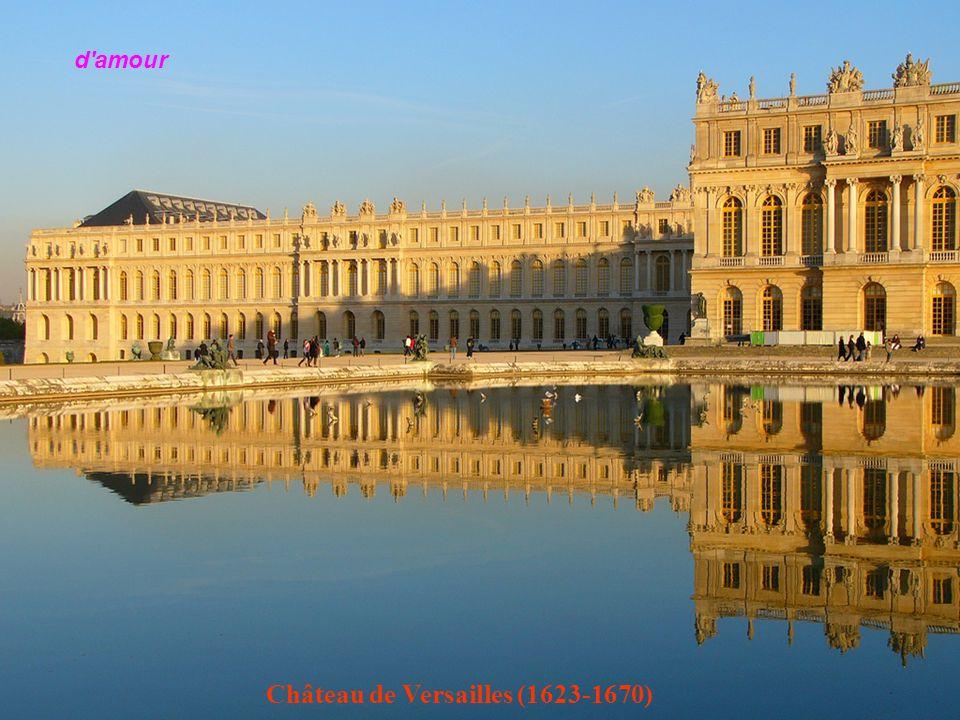 Château de Versailles (1623-1670)