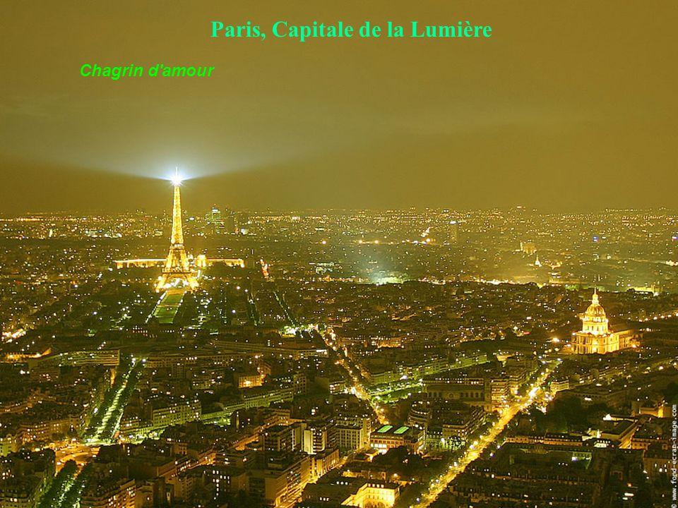 Paris, Capitale de la Lumière