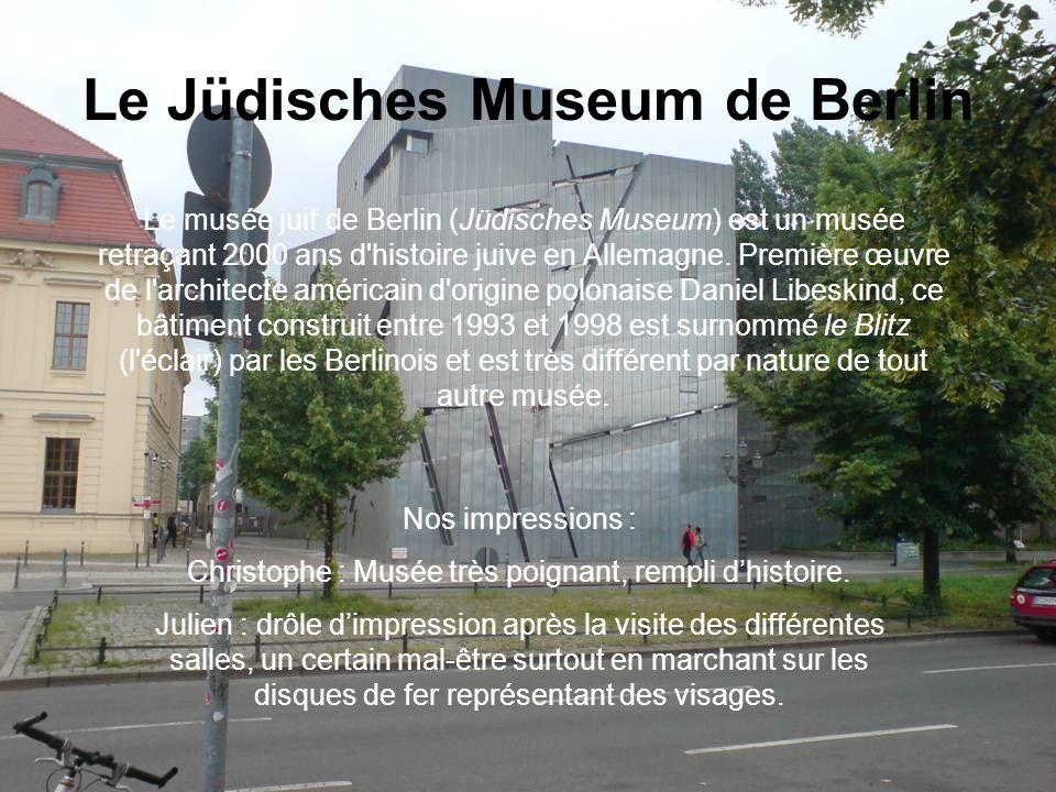 Le Jüdisches Museum de Berlin