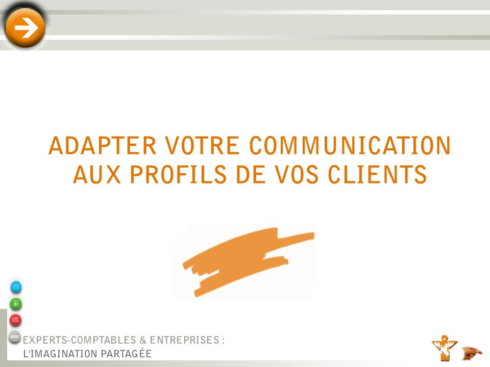 Adapter sa communication aux profils «marketing» de ses clients