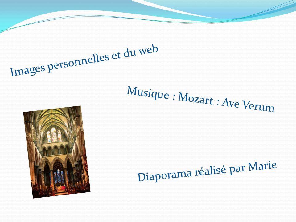Images personnelles et du web