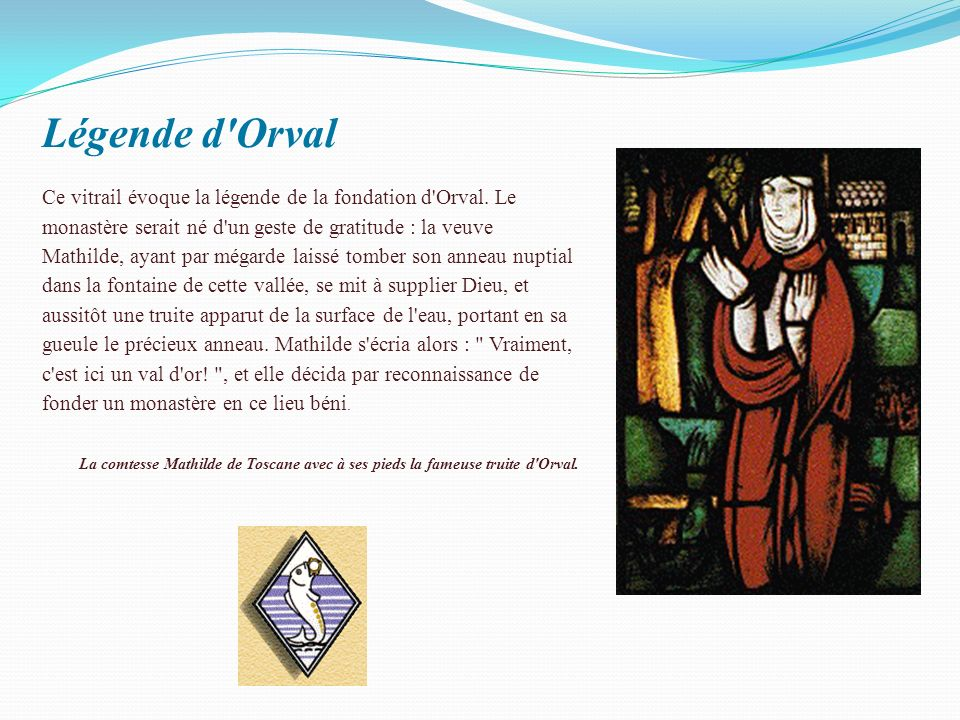 Légende d Orval