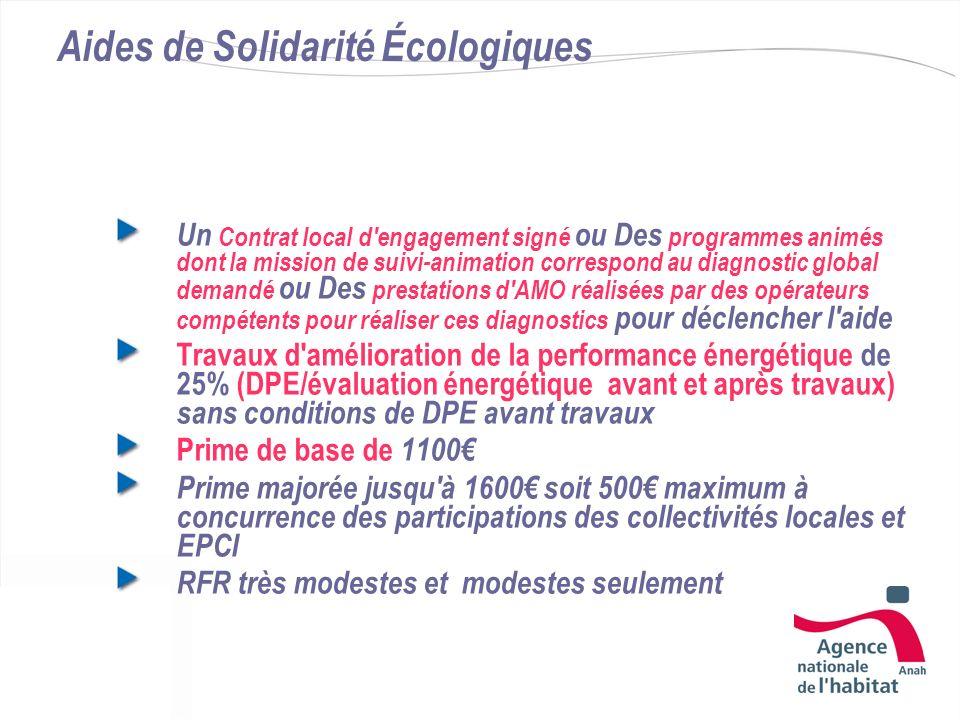 Aides de Solidarité Écologiques