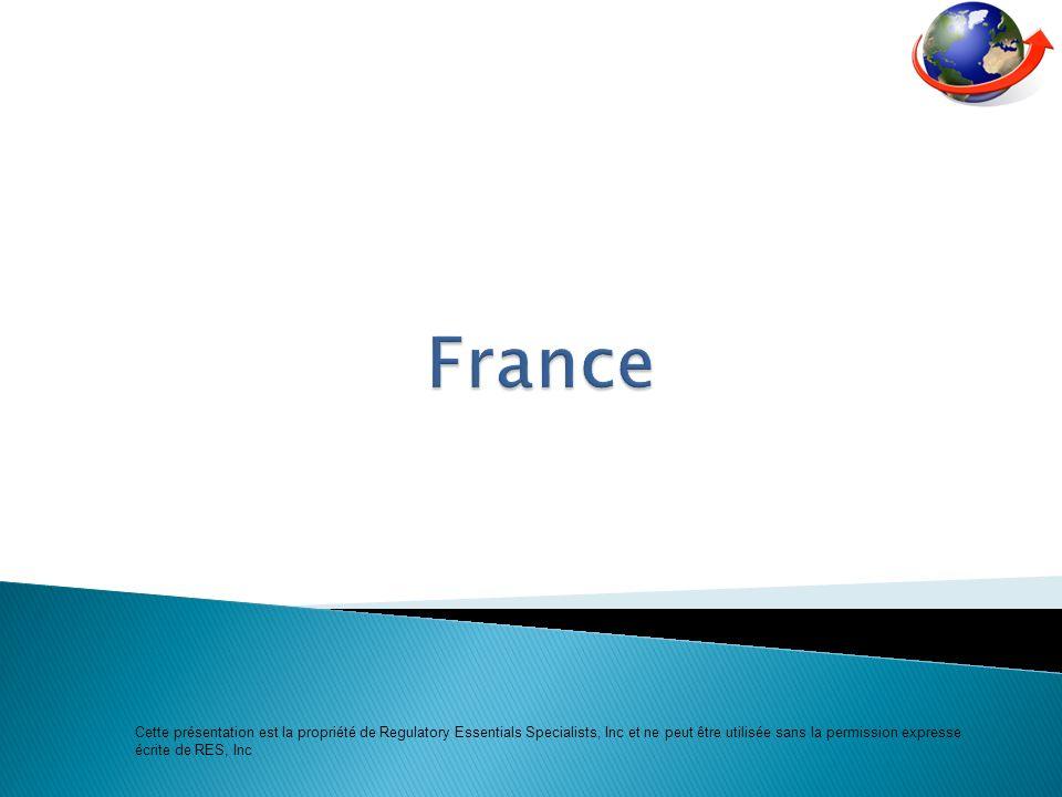 France Remarques d'ouverture