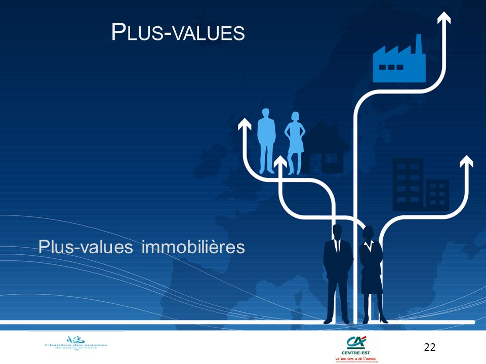 Plus-values immobilières