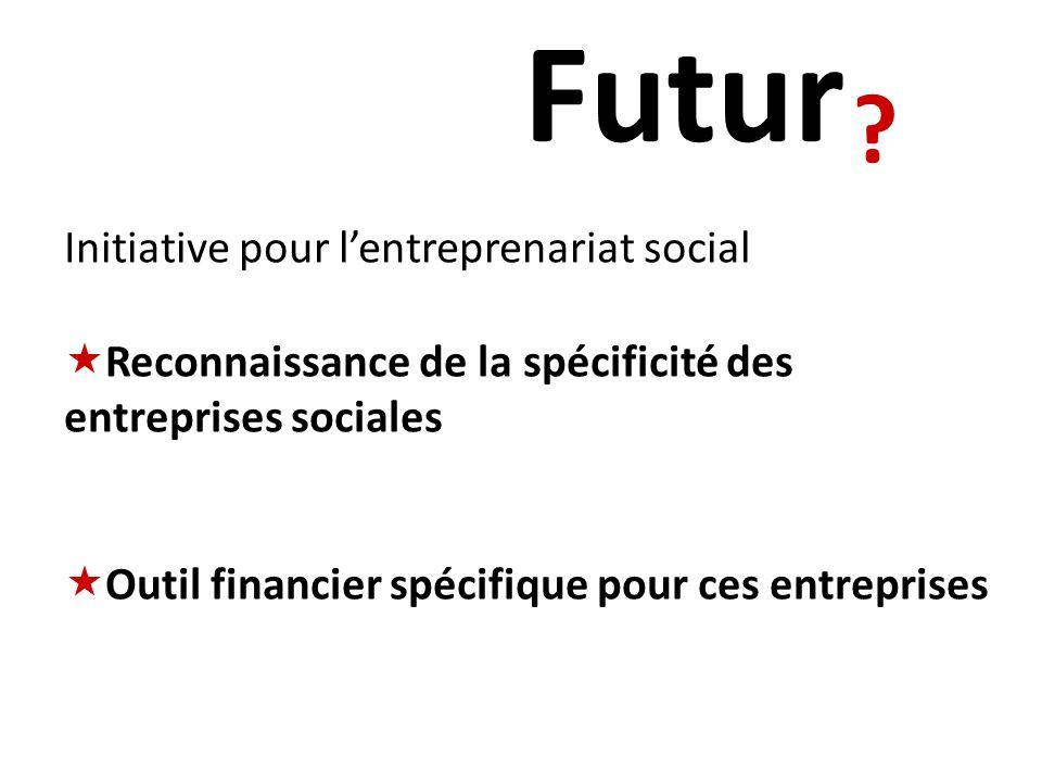 Futur Initiative pour l'entreprenariat social