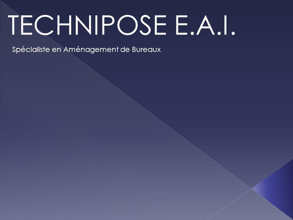 TECHNIPOSE E.A.I. Spécialiste en Aménagement de Bureaux Intro 1
