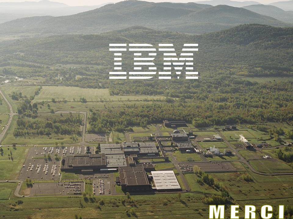 Photo de l usine L usine est située sur un terrain de 1000 acres dans le parc industriel de Bromont.