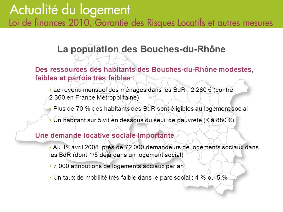 La population des Bouches-du-Rhône