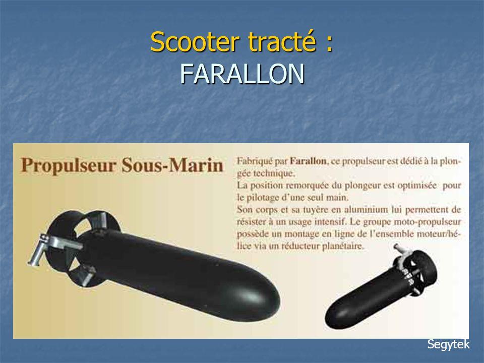 Scooter tracté : FARALLON