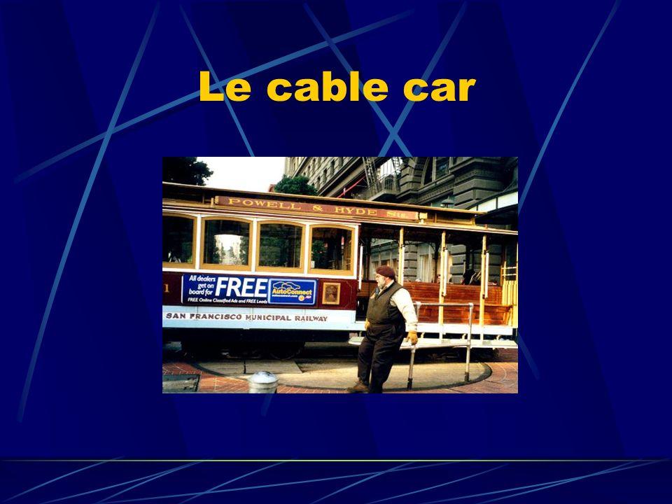 Le cable car