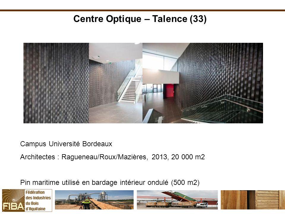 Centre Optique – Talence (33)