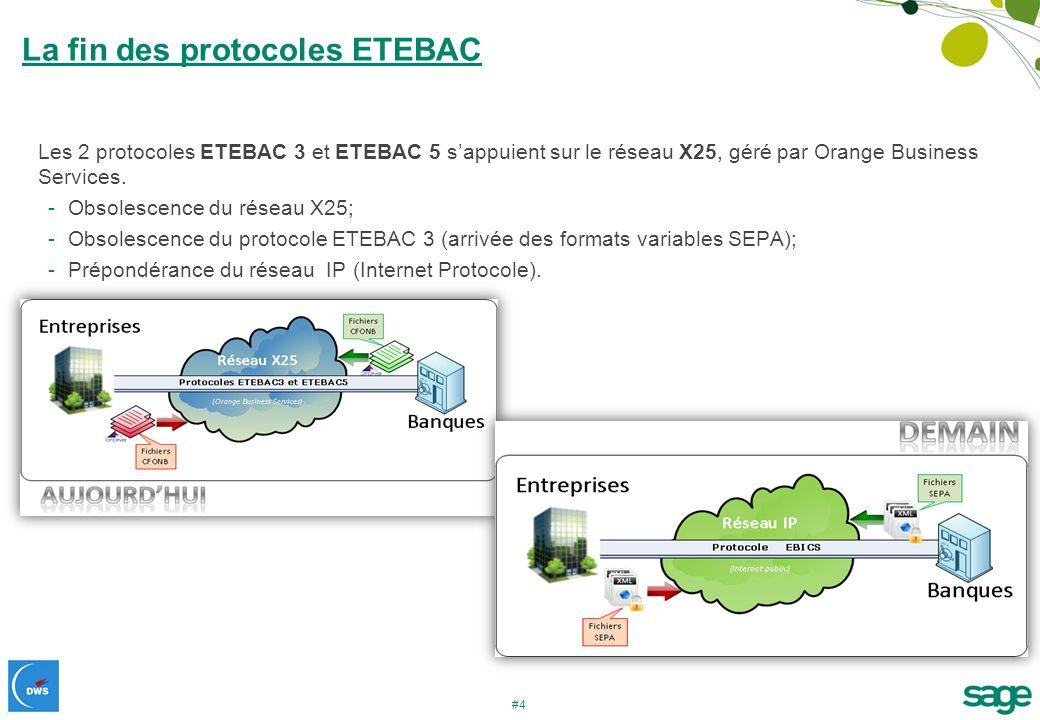 La fin des protocoles ETEBAC