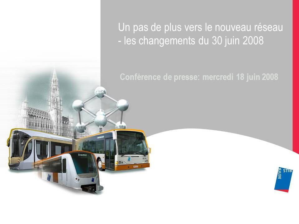Conférence de presse: mercredi 18 juin 2008