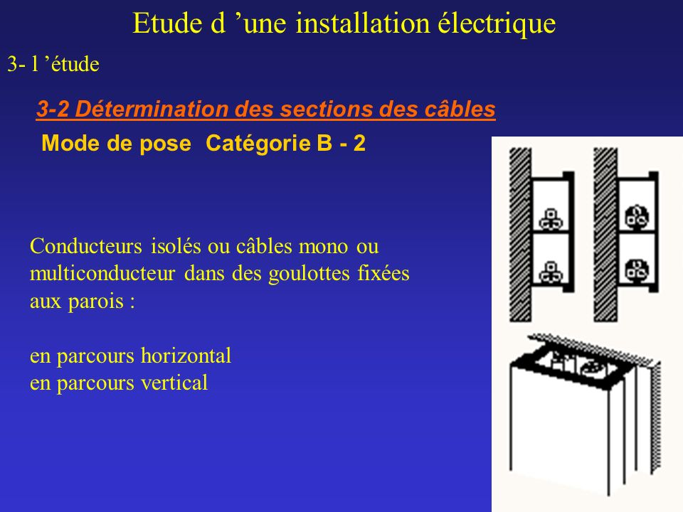 etude d une installation de distribution lectrique ppt video online t l charger. Black Bedroom Furniture Sets. Home Design Ideas