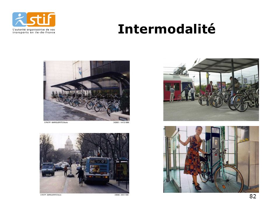 Intermodalité
