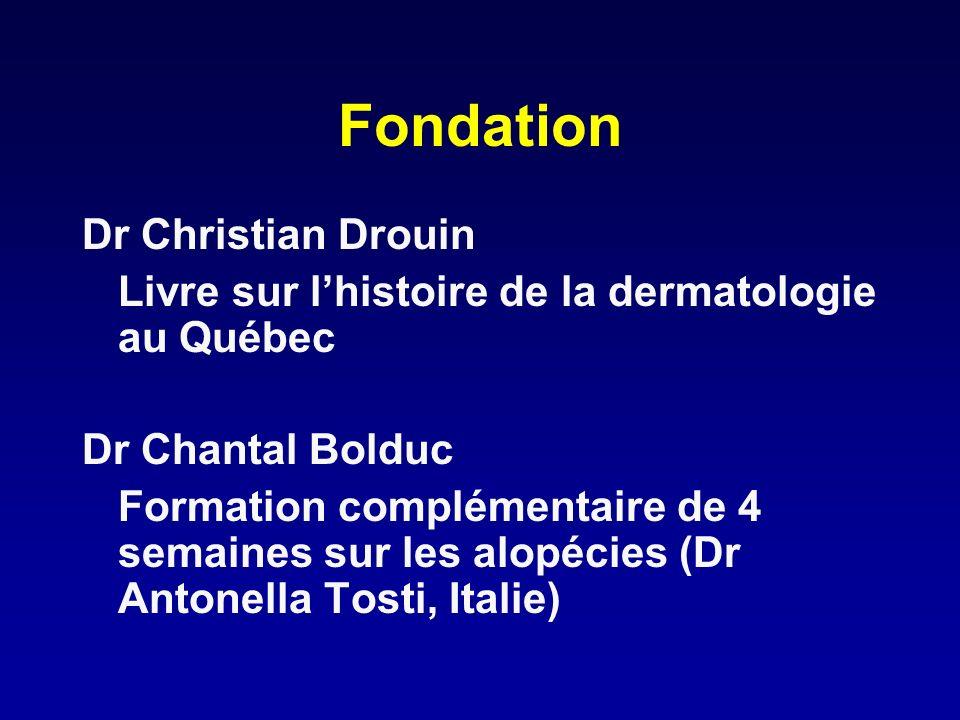 Fondation Dr Christian Drouin