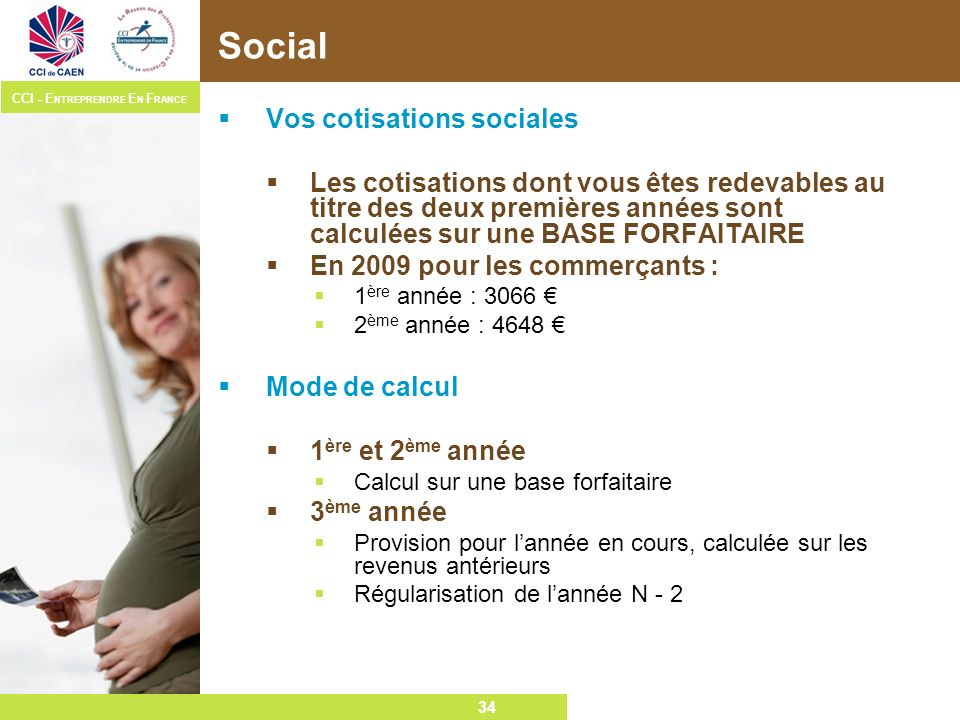 Social Vos cotisations sociales