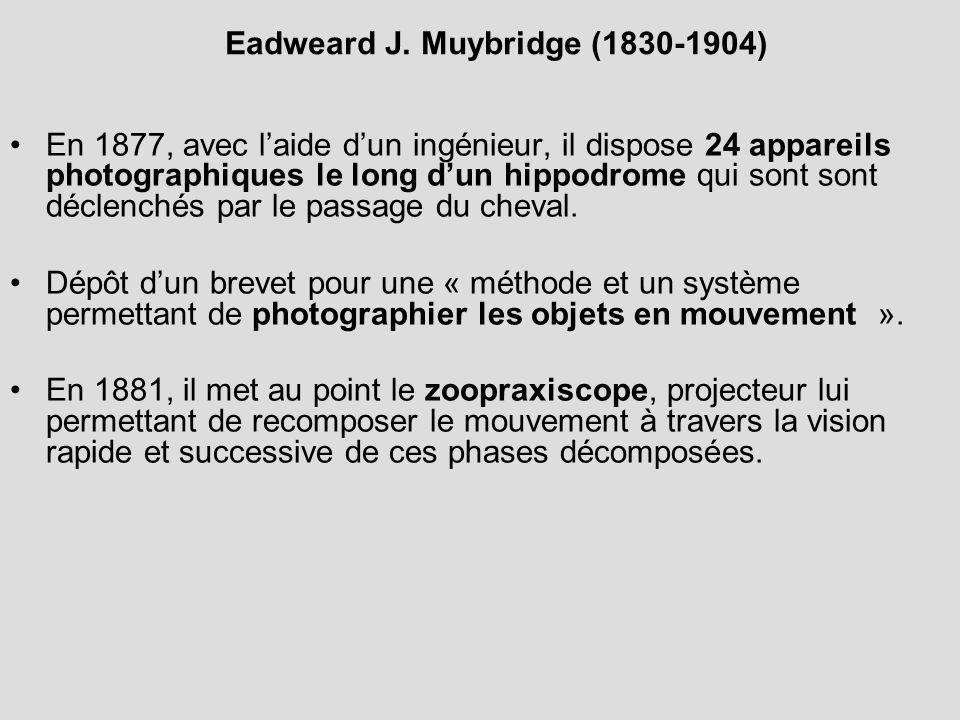 Eadweard J. Muybridge (1830-1904)