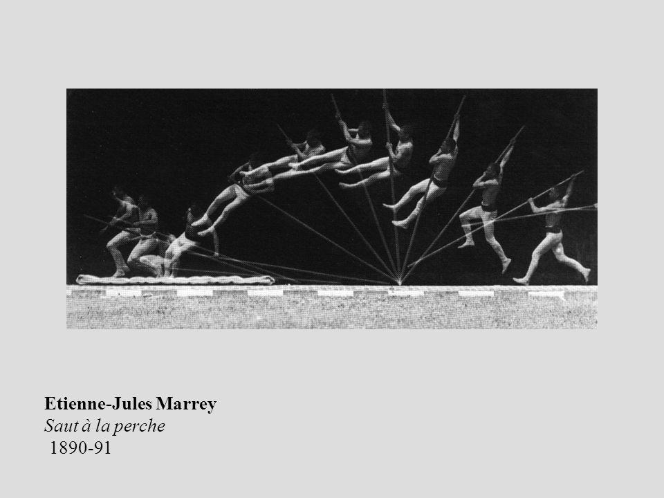 Etienne-Jules Marrey Saut à la perche 1890-91