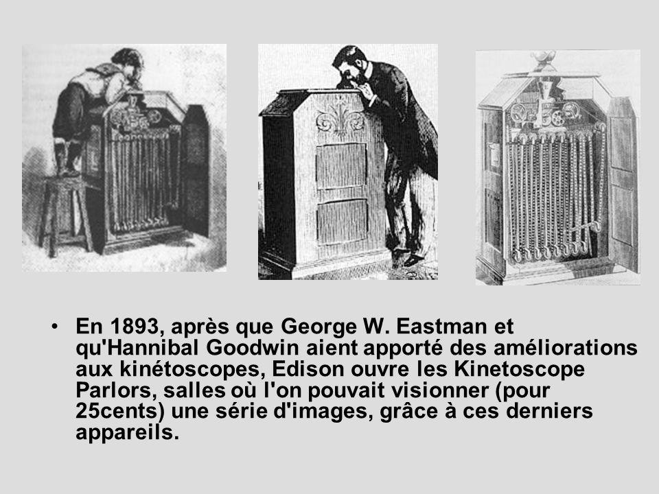 En 1893, après que George W.