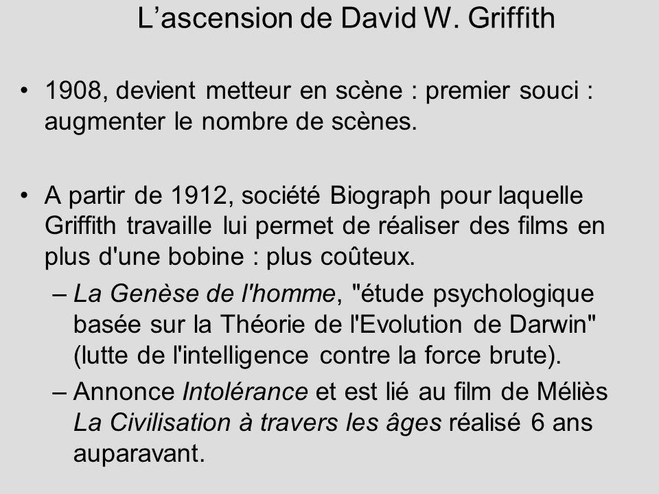L'ascension de David W. Griffith