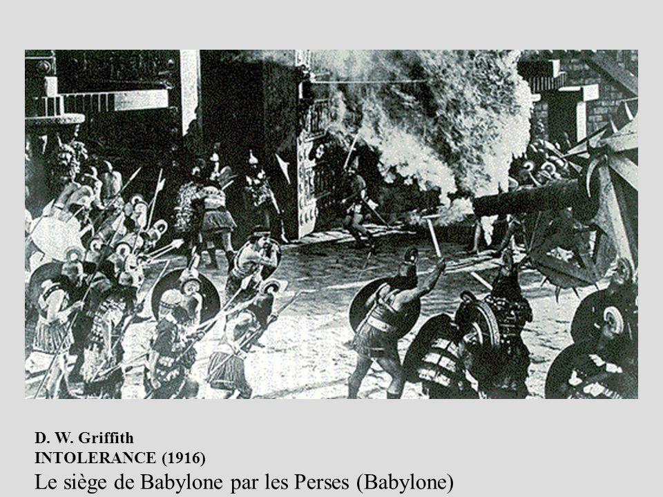 Le siège de Babylone par les Perses (Babylone)