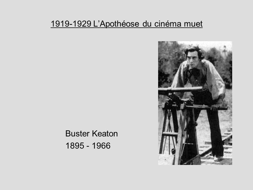 1919-1929 L'Apothéose du cinéma muet
