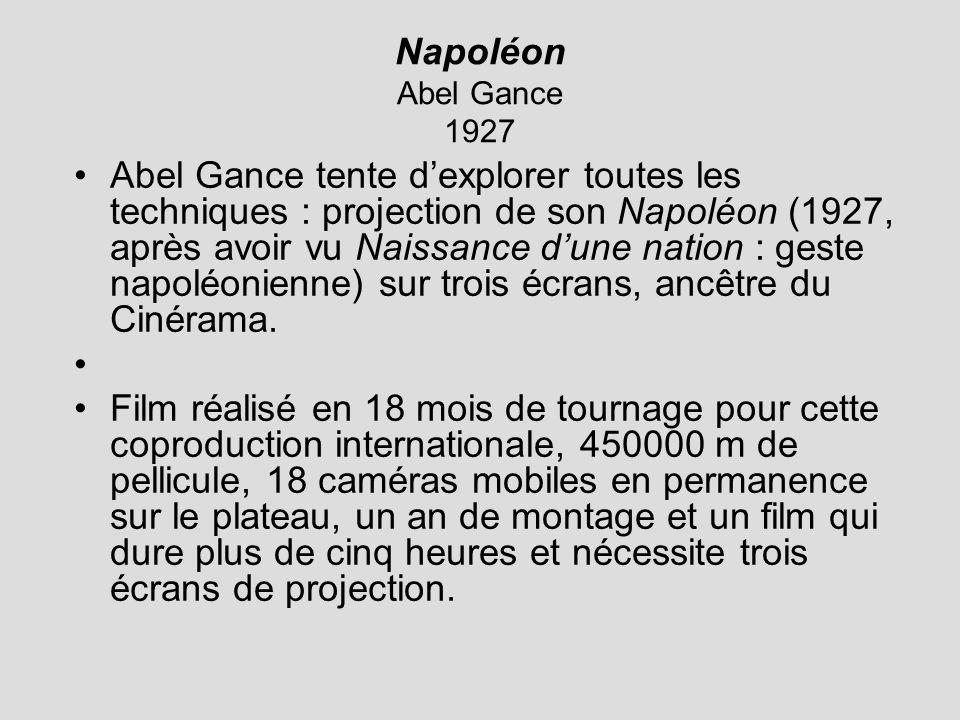Napoléon Abel Gance 1927