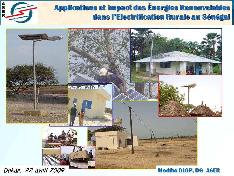 Applications et impact des Énergies Renouvelables