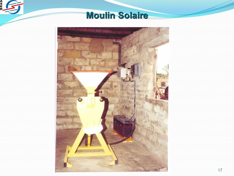 Moulin Solaire