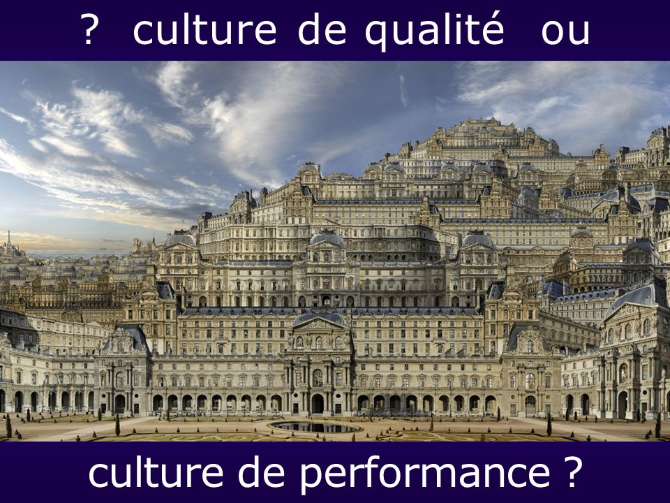 culture de performance