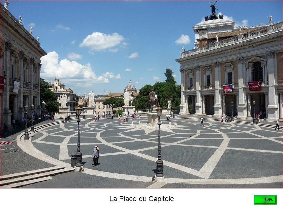 La Place du Capitole