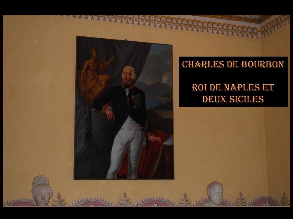Charles de Bourbon Roi de Naples et Deux Siciles