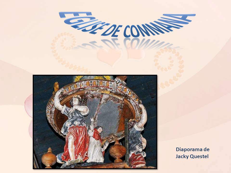 EGLISE DE COMMANA Diaporama de Jacky Questel