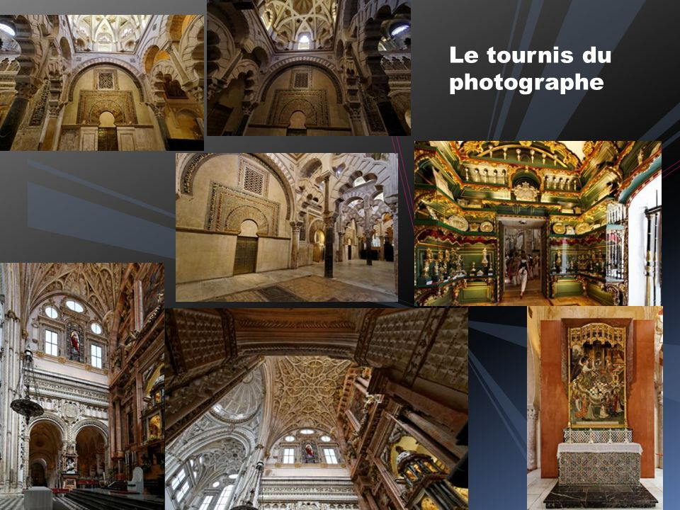 Le tournis du photographe