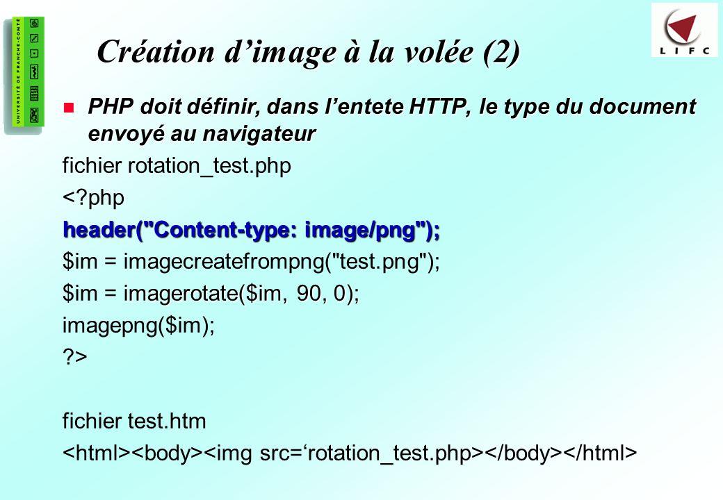 Création d'image à la volée (2)