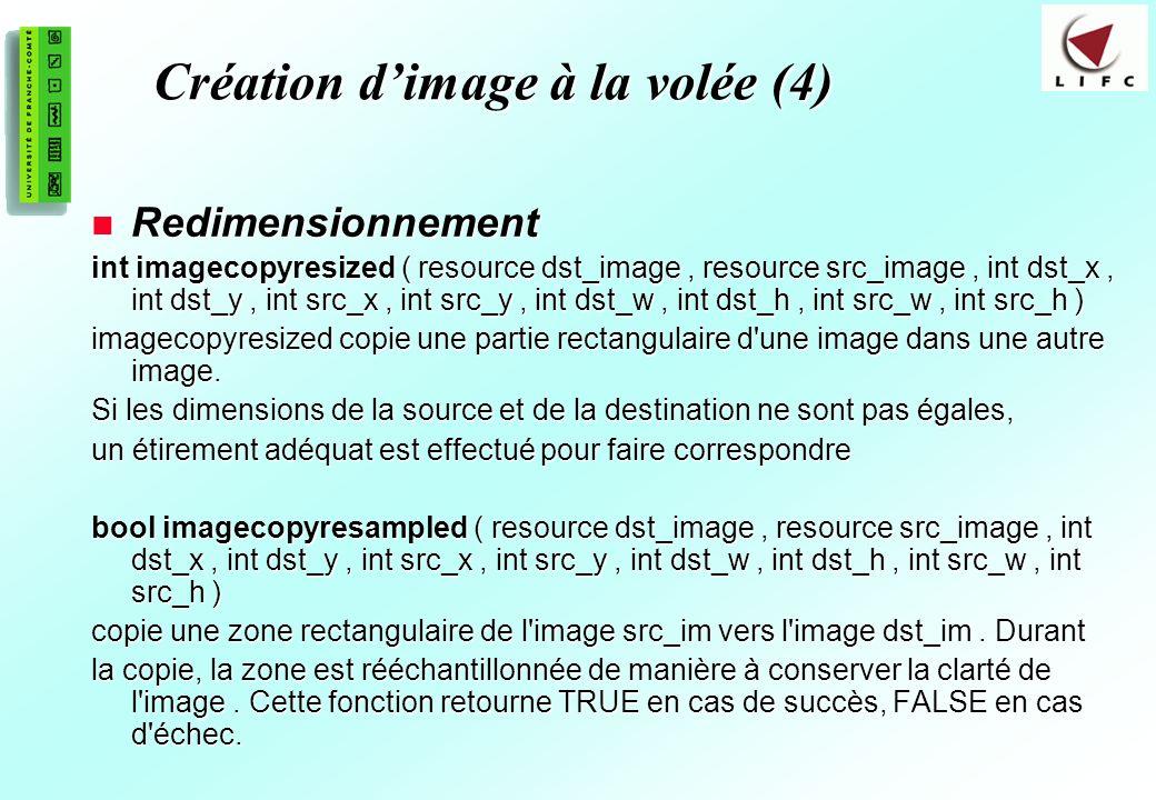 Création d'image à la volée (4)