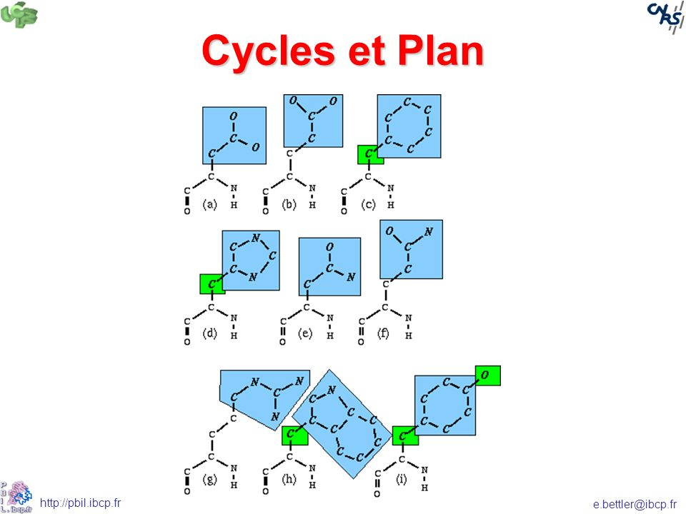 Cycles et Plan