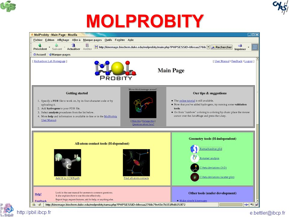 MOLPROBITY