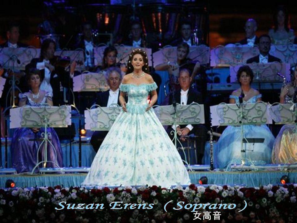 Suzan Erens ( Soprano ) 女高音