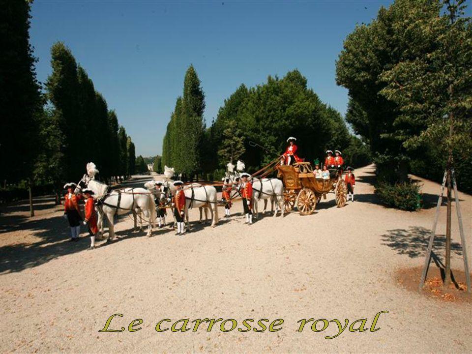 Le carrosse royal