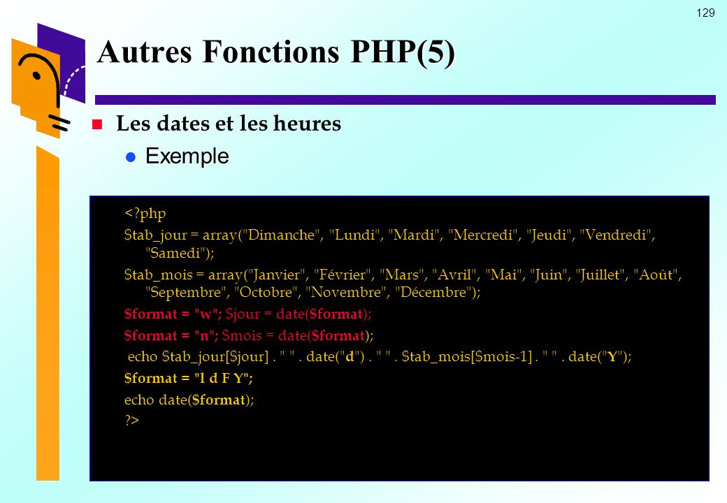Autres Fonctions PHP(5)