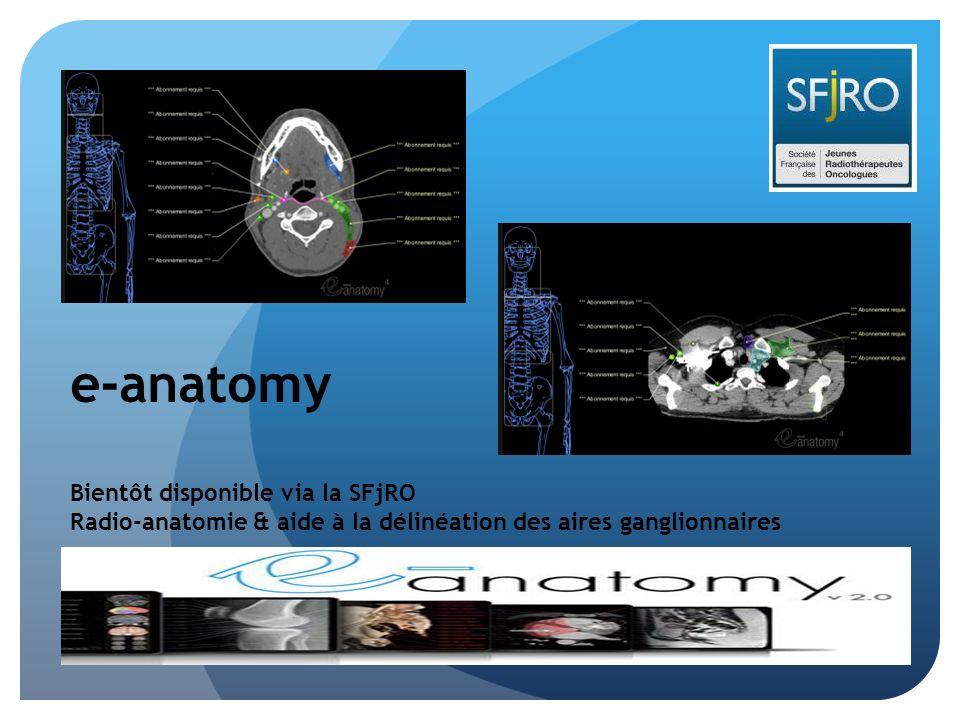 e-anatomy Bientôt disponible via la SFjRO