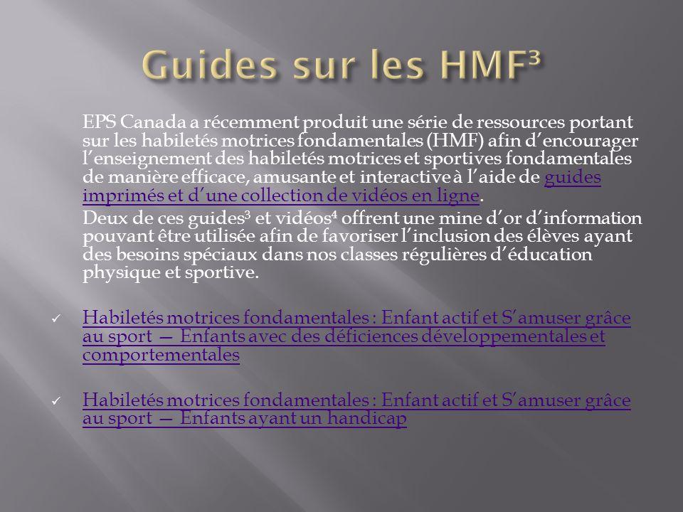 Guides sur les HMF³