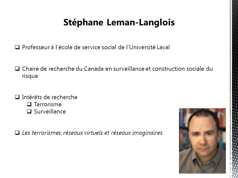 Stéphane Leman-Langlois