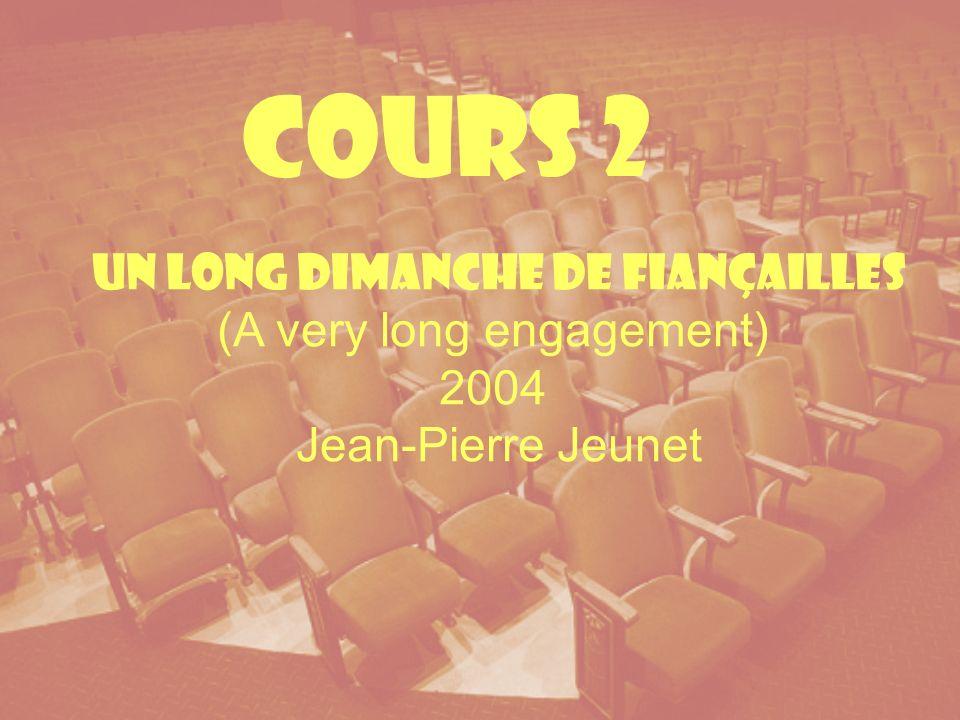 Un long Dimanche de Fiançailles (A very long engagement)