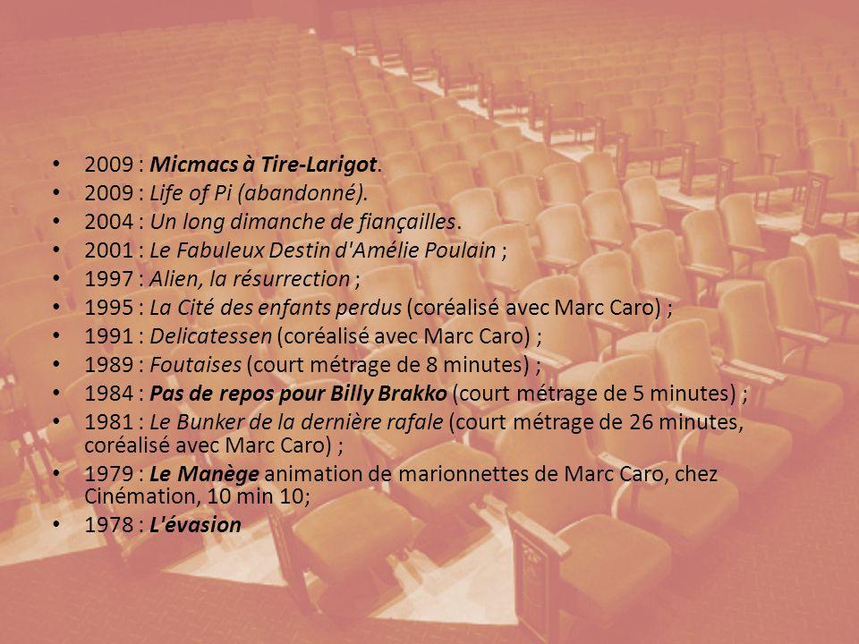 2009 : Micmacs à Tire-Larigot.
