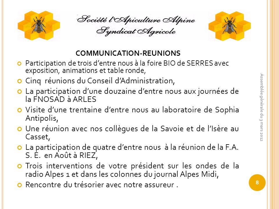 COMMUNICATION-REUNIONS