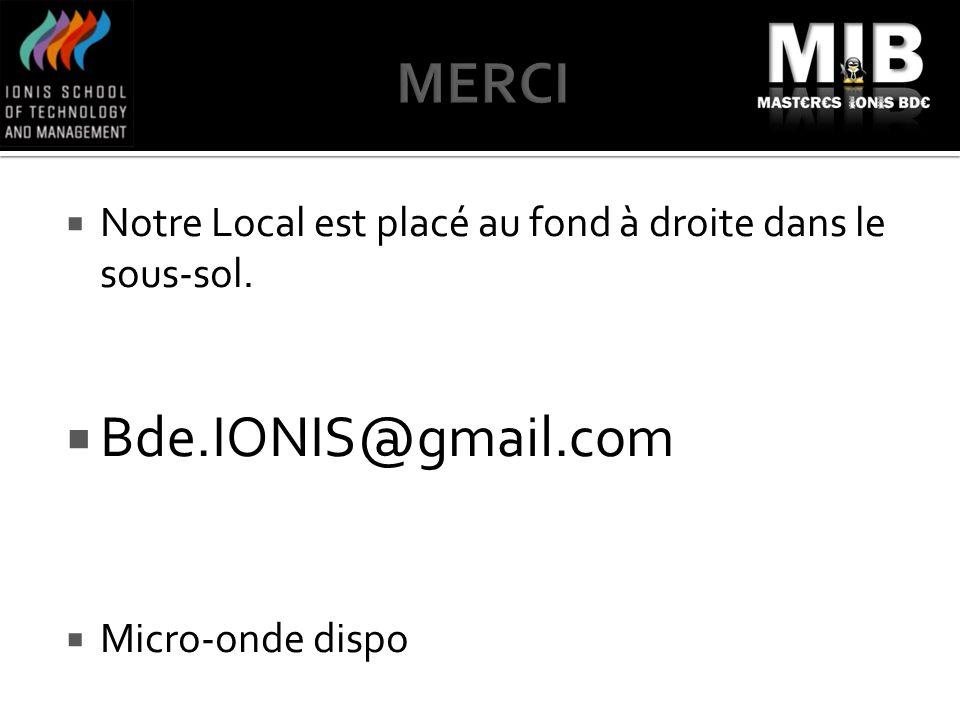 MERCI Bde.IONIS@gmail.com